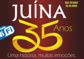 35º Aniverário de Juína terá Wi-Fi liberada nos 4 dias de festa