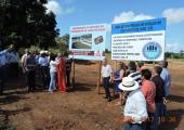 DAES lança obra de construção da Estação de Tratamento de Lodo