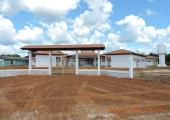 Inaugurada a nova escola no Distrito de Filadélfia