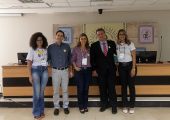 Em Brasília, representantes de Juína participam de formação para elaboração de Planos Municipais de Cultura.