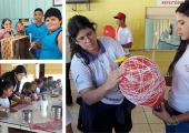 BIBLIOTECA MUNICIPAL INICIA CICLO DE OFICINAS DE RECICLAGEMNAS ESCOLAS