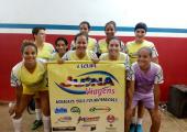 Futsal Feminino de Juína é Campeã da Copa Sicredi Intermunicipal
