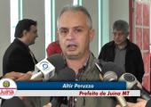 VÍDEO - Assinatura de Convênio AABB/Prefeitura
