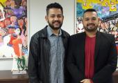 EM CUIABÁ, ADRIANO SOUZA APRESENTA DEMANDAS DA CULTURA DE JUÍNA AO SESC MATO GROSSO