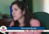 VÍDEO - Secretaria Municipal de Educação realiza formação profissional para servidores.