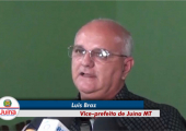 Prefeitura de Juína fomenta vinda da Caravana da Transformação no município