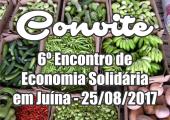 Economia Solidária será debatida nesta sexta-feira em Juína