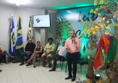 PREFEITO ALTIR PERUZZO ABRE A I JORNADA DE BIBLIOTECAS DA REGIÃO DE JUÍNA