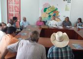 VÍDEO Secretária da Casa Civil do estado se reúne com prefeito de Juína para tratar da caravana da transformação