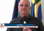 VÍDEO Ato Cívico alusivo a comemoração da Independência do Brasil é realizado em Juína