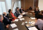 Prefeito Altir Peruzzo e Deputado Ságuas participam de Reunião na CNM