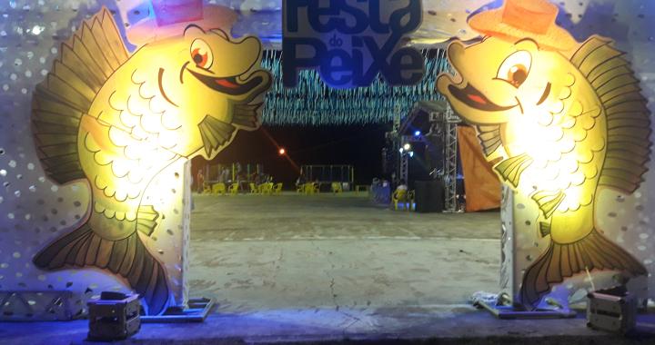 Realizada a I Festa do Peixe no distrito de Fontanillas