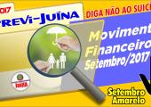 Balancete Financeiro da Previ-Juína - Setembro 2017