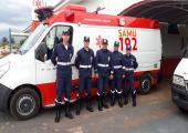 SAMU 192 – Serviço de Atendimento Móvel de Urgência