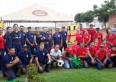 Equipe do Samu promove treinamento de resgate e primeiros socorros á bombeiros civis