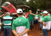 Prefeitura Municipal de Juína e Senar realizam 'Mutirão Rural' no distrito de Filadélfia