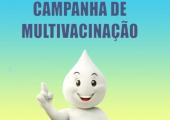 Secretaria de Saúde promove Campanha Municipal de Vacinação no próximo dia 9 de Dezembro