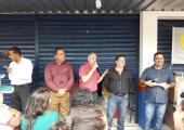 Prefeito Altir Peruzzo participa da inauguração de novo empreendimento em Juína