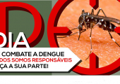 Vigilância em Saúde promove o dia D de Combate a Dengue nas escolas