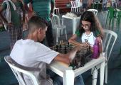 8° Campeonato de Xadrez promovido pela Secretaria de Esportes em parceria com CEFAPRO teve recorde de participação