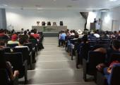 Prefeito Altir Peruzzo e Vice Luís Braz participam de Dia de Campo sobre Fruticultura no IFMT Campus Juína