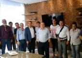 Prefeito Altir Peruzzo se reúne com governador, presidente do Intermat e representantes do Vale do Juinão para discutir sobre  regularização do assentamento