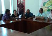 Gestores de municípios da região Noroeste se reúnem em Juína e assinam Nota de Pesar