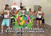 VIDEO: Programação de aulas grátis de Zumba especial de carnaval