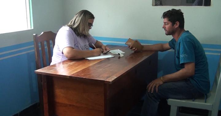 Prefeitura de Juína através da Secretaria Municipal de Assistência Social realiza trabalho com pessoas em estado de vulnerabilidade