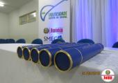 Polo UAB de Juína promoveu cerimônia de colação de grau para acadêmicos do IFMT