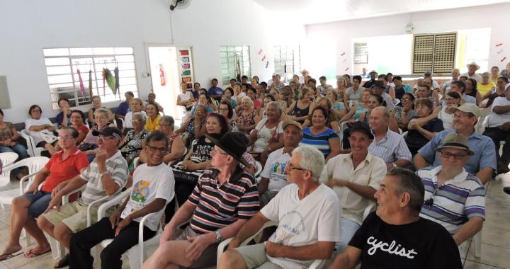 Idosas do Centro de Convivência Vó Paixão serão homenageadas no mês da mulher