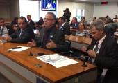 Prefeito Altir Peruzzo se reúne com a bancada federal em Brasília para discutir critérios na distribuição de recursos para saúde