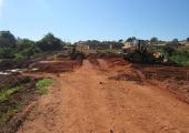 Secretaria de Infraestrutura constrói bueiros em Avenidas de acesso ao Módulo 06