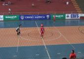 Equipe feminina de Juína se classifica para as quartas de finais da Copa Centro América