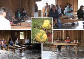 Prefeitura de Juína e moradores de Terra Roxa se reúnem para discutir sobre a I Festa da Colheita