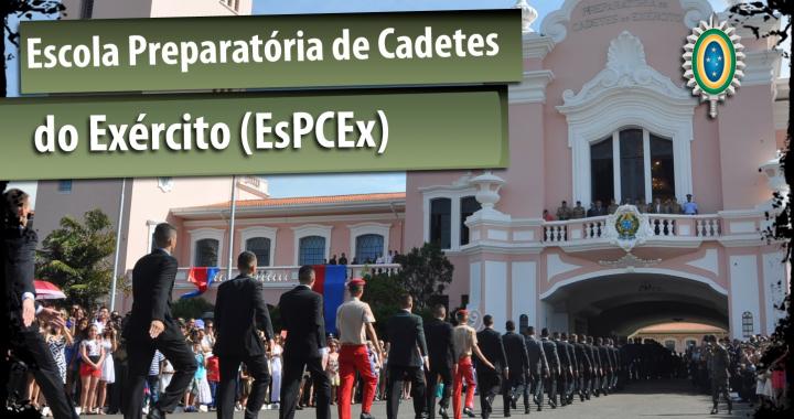 Inscrições para o Concurso de Admissão à Escola Preparatória de Cadetes do Exército vão somente até o dia 8 de Junho