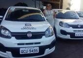Secretária de Assistência Social recebe veículo novo para Conselho Tutelar de Juína