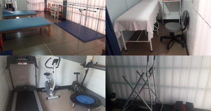 Centro de Reabilitação de Juína recebe novos equipamentos