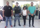 FESTA DO PEIXE TERÁ BASE DA POLÍCIA MILITAR E 28 AGENTES DE SEGURANÇA