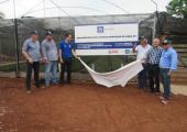 Prefeitura de Juína amplia e revitaliza viveiro do distrito de Terra Roxa