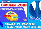 MOVIMENTO FINANCEIRO PREVI-JUINA COMPETÊNCIA OUTUBRO/2018
