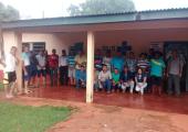 Saúde do Homem foi tema da Campanha Novembro Azul no distrito de Terra Roxa
