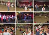 Realizada festa de encerramento de atividades 2018 do SCFV em Juína
