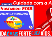 MOVIMENTO FINANCEIRO PREVI-JUINA COMPETÊNCIA NOVEMBRO/2018