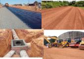 Ações da prefeitura de Juína na infraestrutura urbana e rural