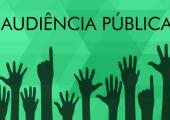 EDITAL DE CONVOCAÇÃO PARA AUDIÊNCIA PÚBLICA