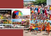 OLINDA E RECIFE VENCEM RIO DE JANEIRO E SERÃO TEMA DO CARNAVAL DE JUÍNA EM 2020