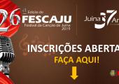 FESCAJU 2019   INSCRIÇÕES ABERTAS   FAÇA AQUI