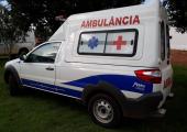 HOSPITAL MUNICIPAL E UPA RECEBEM NOVA AMBULÂNCIA PARA ASSISTÊNCIA NA SAÚDE