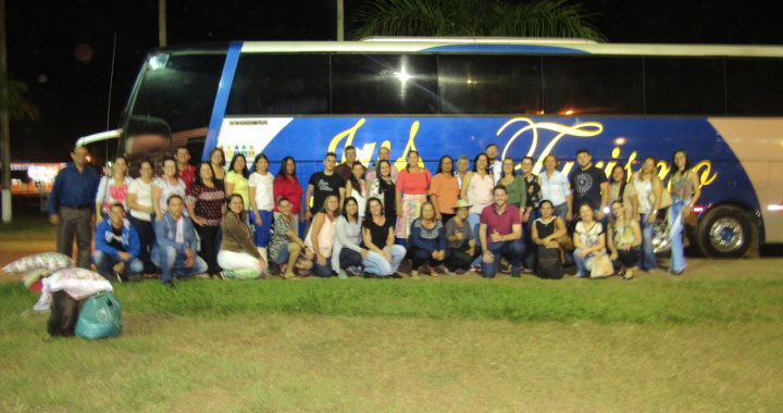 MAIS DE 40 EDUCADORES PARTICIPAM DE CAPACITAÇÃO DO PROGRAMA A UNIÃO FAZ A VIDA